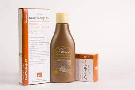 کل تار شامپویی بدون عارضه برای بیماری پسوریازیس