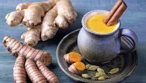 استفاده از چای زنجبیل و زردچوبه در تغذیه بیماران پسوریازیس