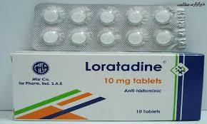 قرص لوراتادین (Loratadin) ضد خارش و التهاب در پسوریازیس
