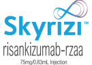 خبر مهم؛ داروی تزریقی Skyrizi (risankizumab) برای پسوریازیس تایید شد