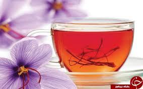 مصرف چای زعفران در موارد شدید پسوریازیس مفید است