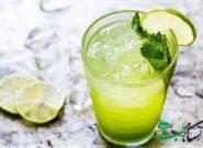 نوشیدنی موهیتو و خواص شگفت انگیز آن برای پسوریازیس