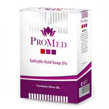 ممانعت از پسوریازیس با صابون سالیسیلیک اسید پرومد