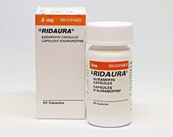 اورانوفین خوراکی – Ridaura برای پسوریازیس همراه با آرتریت