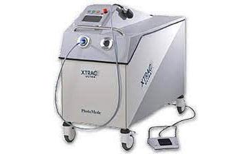 درمان پسوریازیس Xtrac چگونه انجام می شود؟