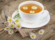 جلوگیری از اگزما و پسوریازیس با چای بابونه